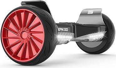 EPIKGO Sports Plus Balance Board Self Hover Smart Boards w/Speaker Self Balancing Scooter - UL2272 Certified, All-Terrain ...