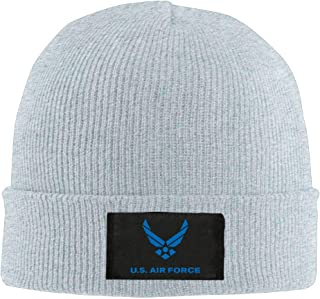 Adult Unisex Air Force Symbol Dancing Knitted Hat