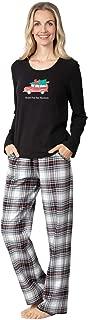 Women Pajamas Set Plaid - Classic Womens Pajamas Sets