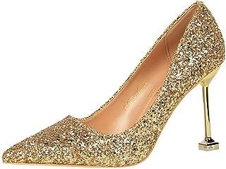 BalaMasa Womens APL12215 Pu Heeled Sandals