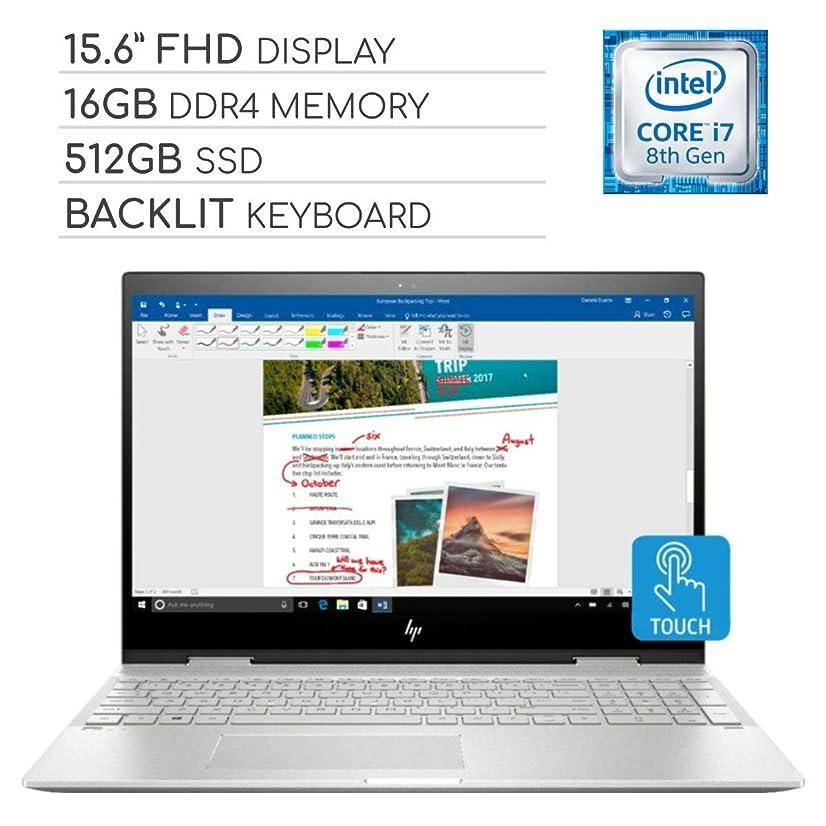 HP Envy X360 2-in-1 2019 Premium 15.6
