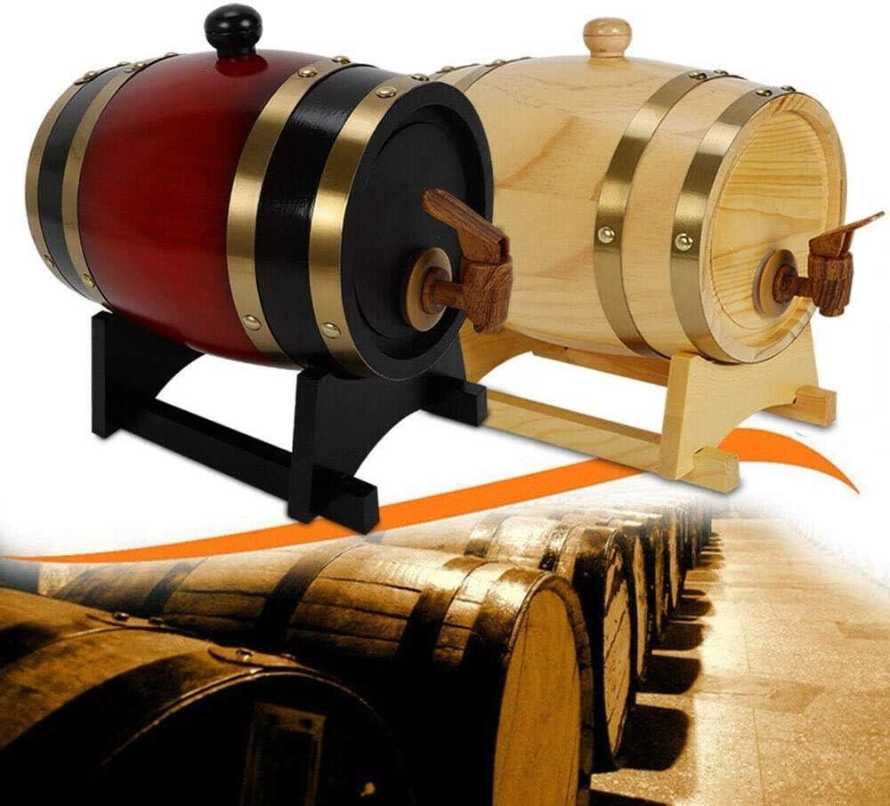 捧呈 Whiskey Barrel Dispenser Wine Bucket 至高 Wooden Keg S