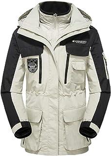 omniscient Men's Waterproof Windproof Jacket Hooded Jackets Rain Snow Outdoor Coat