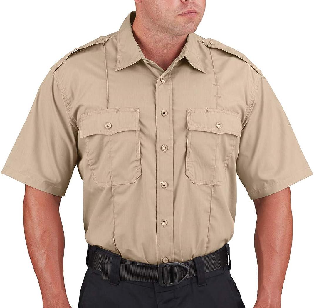Propper Men's Short Sleeve Shirt Uniform Max 64% OFF Under blast sales Duty