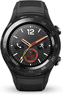 HUAWEI Watch 2 - Smartwatch Android (Bluetooth, WiFi, 4G) Color Negro (Carbon)