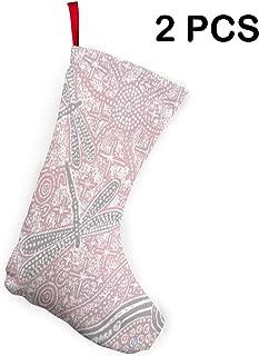 EBUDUg1345 Christmas Stockings 2 Pcs Set,10