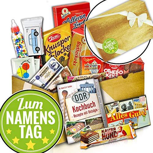 Süße Ost Box + Zum Namenstag + Namenstag Geburtstag