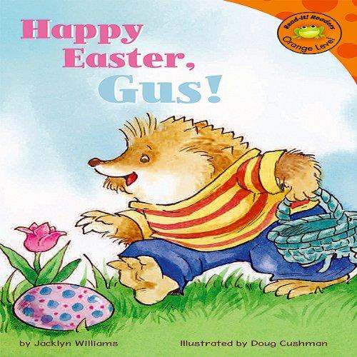 Happy Easter, Gus! audiobook cover art