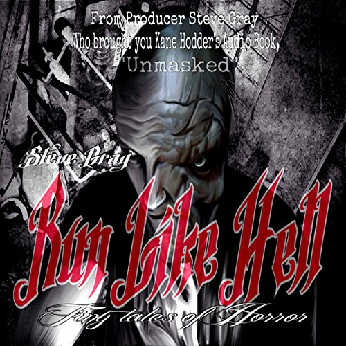 Run Like Hell audiobook cover art