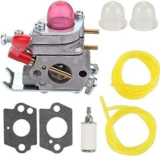 Mannial 530071811 Carburetor Carb fit Zama C1U-W19 530035592 Craftsman Weedeater 358791010 358791030 358791050 358791530 358791590 358796600 944514460 944515560 944516360 Poulan Trimmer P4500 P4500F