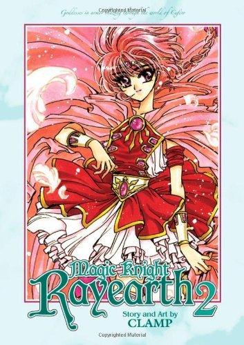 Magic Knight Rayearth 2 Omnibus Edition (Magic Knight Rayearth Omnibus) by CLAMP (Artist, Author) (1-Feb-2011) Paperback