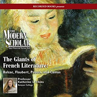 The Modern Scholar: Giants of French Literature cover art