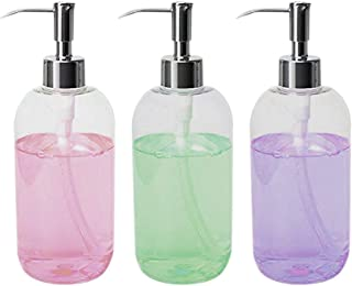 Best clear plastic soap dispenser Reviews