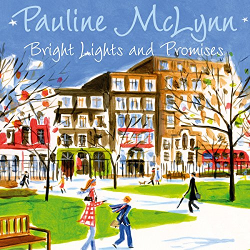 Bright Lights and Promises audiobook cover art