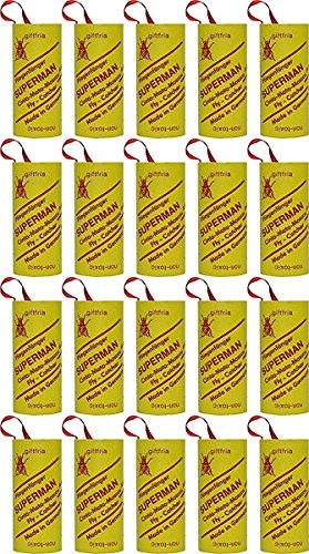 Carta moschicida per insetti, atossica, 20 pezzi