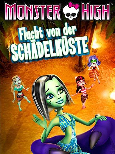 Monster High: Flucht von der Schädelküste