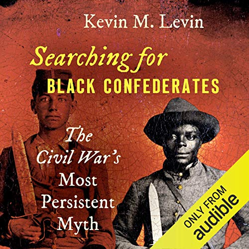 Searching for Black Confederates Titelbild