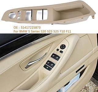 BMW NUOVO ORIGINALE F10 F11 DOOR TRIM MANIGLIA Lato Passeggero Sinistro N//S RHD Beige
