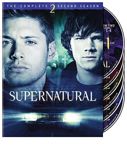 Warner Home Video SUPERNATURAL - THE COMPLETE SECOND SEASO (DVD MOVIE)
