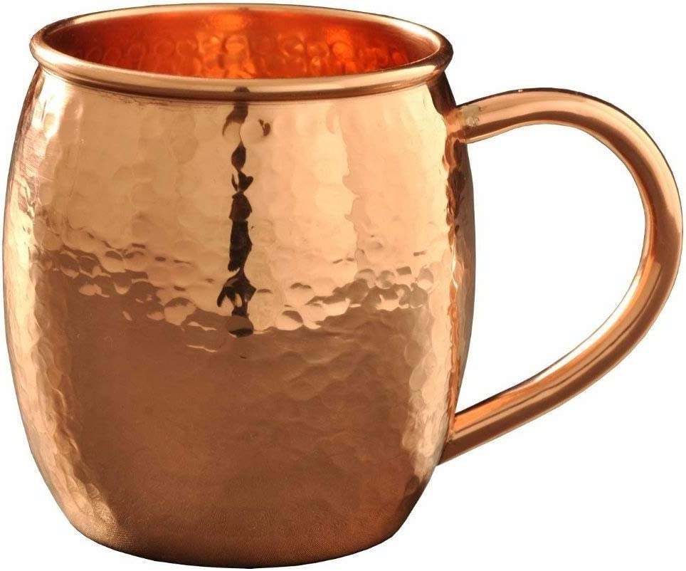 Alchemade Copper Barrel Mug for Cheap Attention brand bargain Moscow Pure Mules 16 - 100% oz