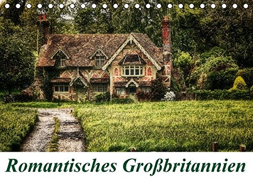 Romantisches Großbritannien (Tischkalender 2016 DIN A5 quer): Romantische Landschaftsszenen Großbritanniens (Monatskalender, 14 Seiten ) (CALVENDO Orte)