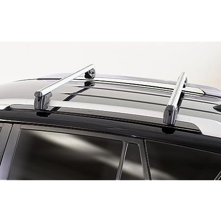 Vdp Alu Relingträger Crv135 Kompatibel Mit Seat Ateca Ab 16 Abschliessbar Auto