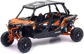 Polaris RZR XP 4 Turbo EPS 1:18 Scale (Spectra Orange)