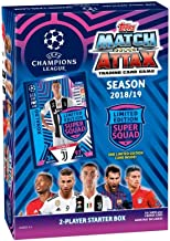 all match attax 2018 19