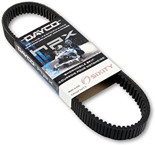 2008-2010 for Polaris 800 Dragon RMK 155 Drive Belt Dayco HPX Snowmobile OEM Upgrade Replacement Transmission Belts