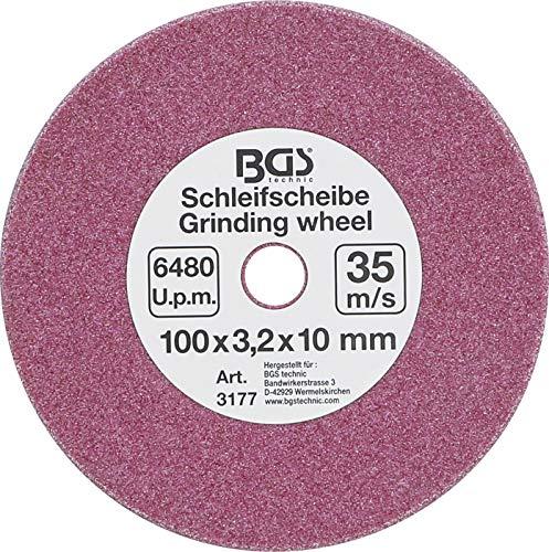 BGS 3177 | Disco abrasivo | para BGS 3180 | Ø 100 x 3,2 x 10 mm