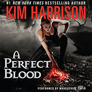 A Perfect Blood audiobook cover art