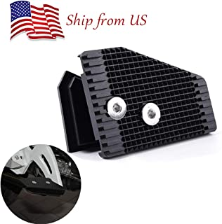 FATExpress Black Motorcycle Aftermarket CNC Aluminum Enlarge Rear Foot Brake Lever Extension Pedal Peg for 2013-2018 BMW R1200GS R 1200 GS LC 2014 2015 2016 2017 13-18