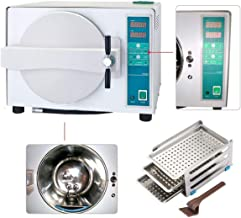 ZGOOD 18L Automatic Lab Autoclave Medical Steam Sterilizer with Drying Fuction