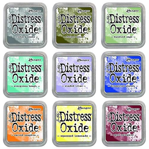 Ranger Ink Pad Oxide Spc Marmalade THoltz Distress OxideMarmalade  