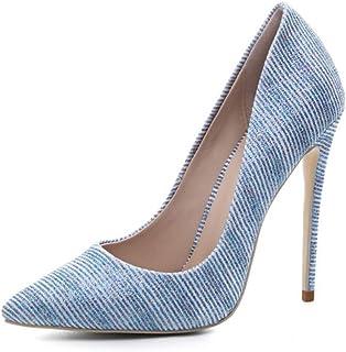 en soldes 441b8 06105 Amazon.fr : louboutin - 42 / Escarpins / Chaussures femme ...
