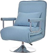 360 Degree Swivel Video Rocker Gaming Chair Adjustable Angle Chair Folded Floor Chair Living Room Furniture Ergonomic Desi...