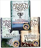 Winston Graham Polddark Collection 3 Books Set, (Bella Poldark: A Novel of Cornwall 1818-1820, The Twisted Sword: A Novel of Cornwall 1815 and The Loving Cup: A Novel of Cornwall 1813-1815)
