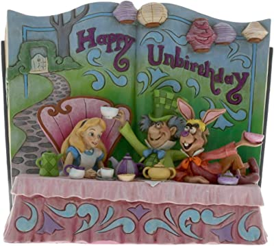 Disney Traditions Figurine, Resin, Multi Coloured, one Size