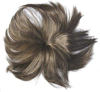 Arthur Shelby - Peluca de pelo de la marca Peaky Blinders, color marrón
