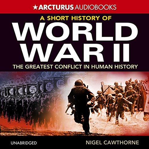 『A Short History of World War 2』のカバーアート