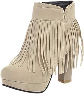 RAZAMAZA Women Fashion Ankle Booties