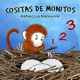 Cositas de Monitos: Libro en español para niños PDF EPUB Gratis descargar completo