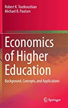 higher education background