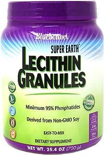 Bluebonnet Nutrition Super Earth Lecithin Granules, 25.4 oz