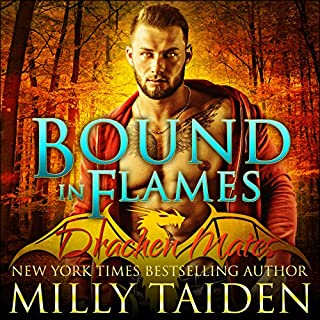 Bound in Flames audiobook cover art