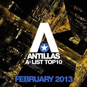Antillas A-List Top 10 - February 2013 (Including Classic Bonus Track)
