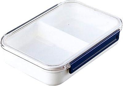 岩崎 弁当箱 ナチュラルホワイト 1.0L (5号) ネオイズム ランチボックス(中仕切付) NW B-1225