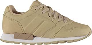 Lonsdale Womens Ladies Clapham Leather Trainers Sneakers Sports Shoes