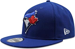 New Era Toronto Blue Jays Adjustable 9Fifty MLB Flat Bill Baseball Cap 950