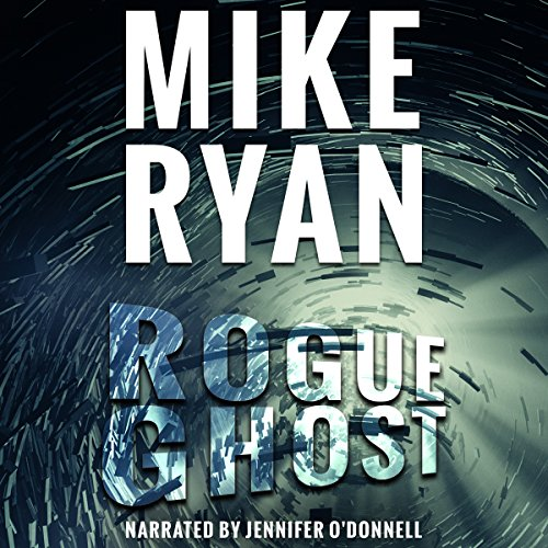 Rogue Ghost audiobook cover art